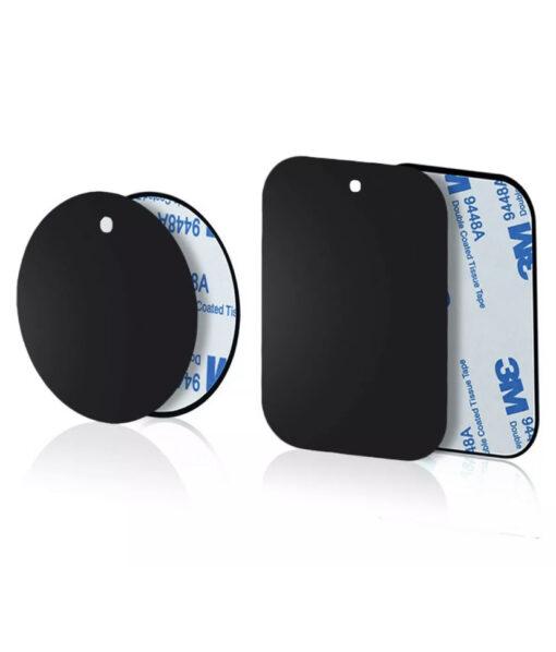 CardGuard360 – Magnetischer Kartenhalter aus Leder für Smartphones